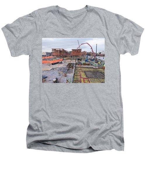 365 Bond 1 Men's V-Neck T-Shirt