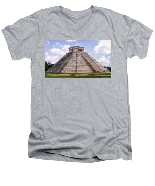 365 Steps Of The Year Men's V-Neck T-Shirt