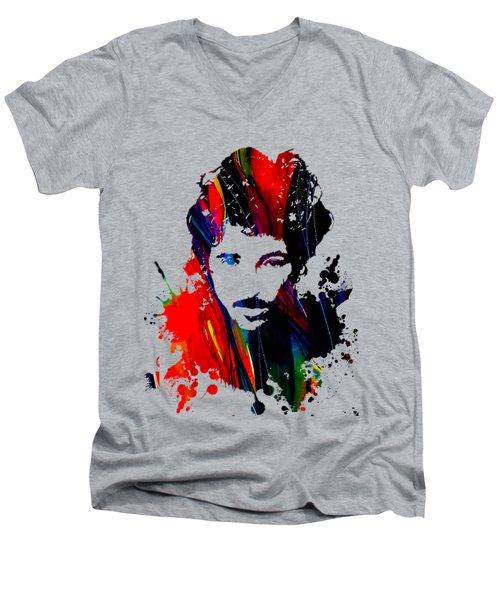 Bruce Springsteen Collection Men's V-Neck T-Shirt