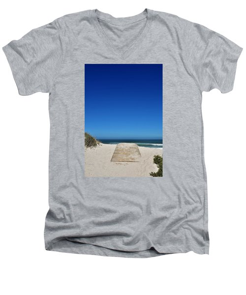 long awaited View Men's V-Neck T-Shirt