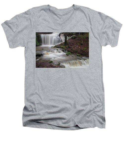 Scalber Force Men's V-Neck T-Shirt