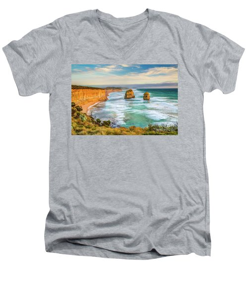 Twelve Apostles Men's V-Neck T-Shirt