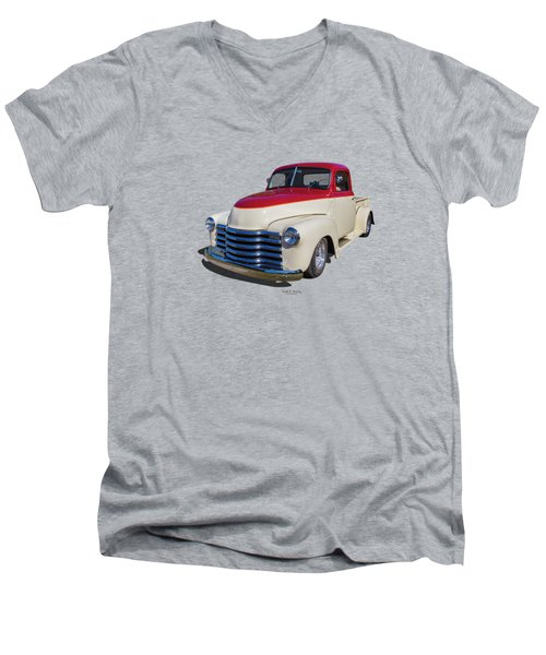 48 Pickup Men's V-Neck T-Shirt