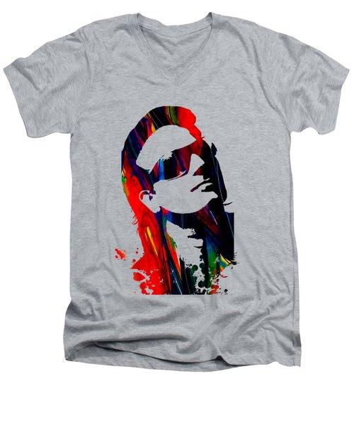 Bono Collection Men's V-Neck T-Shirt