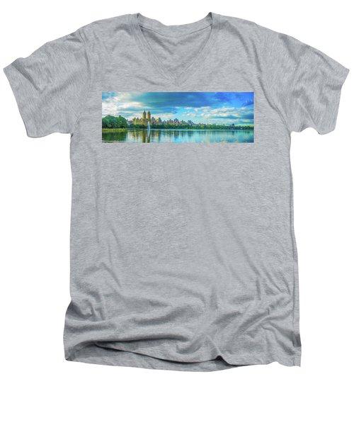 Central Park Men's V-Neck T-Shirt