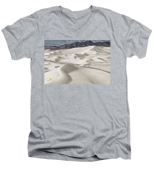 Dumont Dunes 5 Men's V-Neck T-Shirt