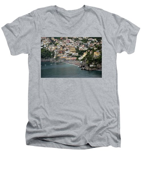 Positano Men's V-Neck T-Shirt