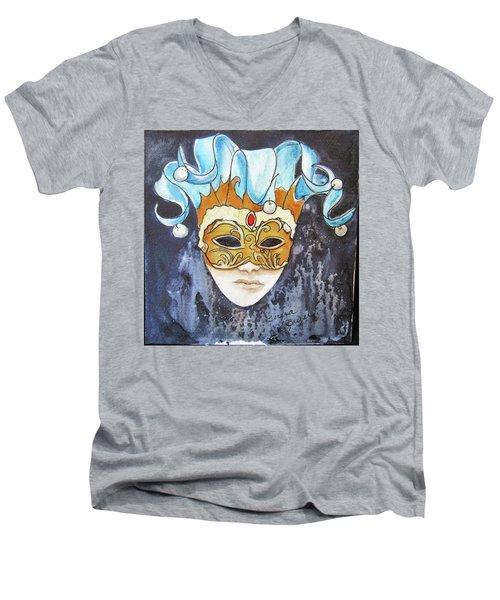 #5 The Joker Men's V-Neck T-Shirt