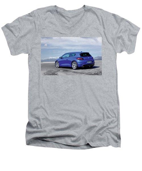 Volkswagen Men's V-Neck T-Shirt