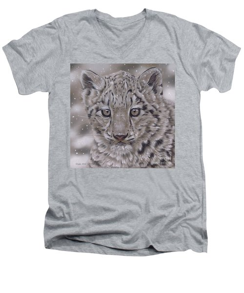 50 Shades Of Grey Men's V-Neck T-Shirt