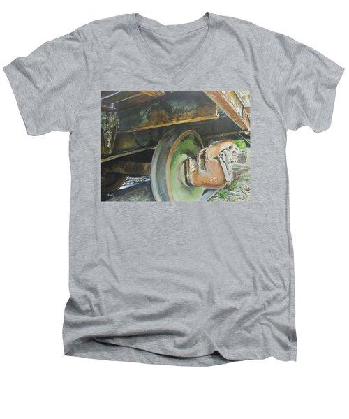 523 Men's V-Neck T-Shirt