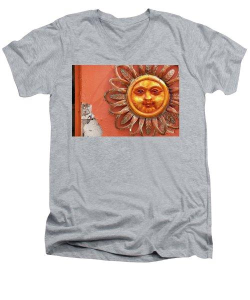 Textures Of Arizona Men's V-Neck T-Shirt