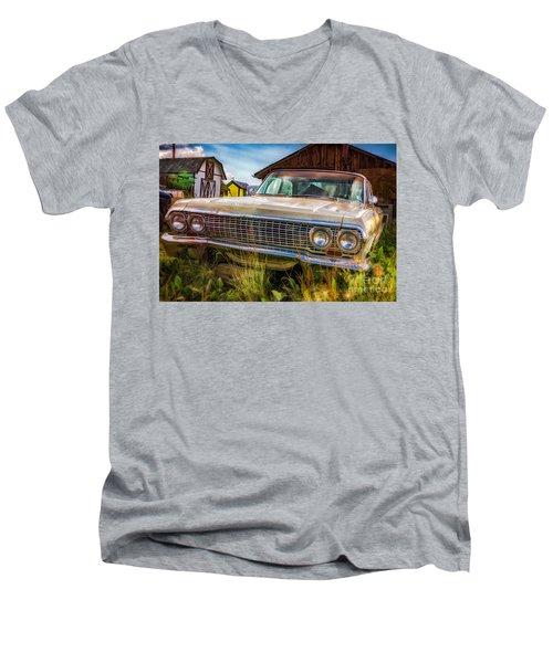 63 Impala Men's V-Neck T-Shirt