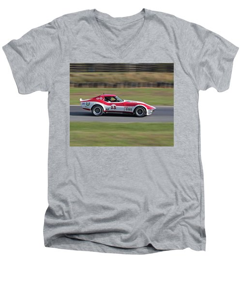 69 Vette Men's V-Neck T-Shirt