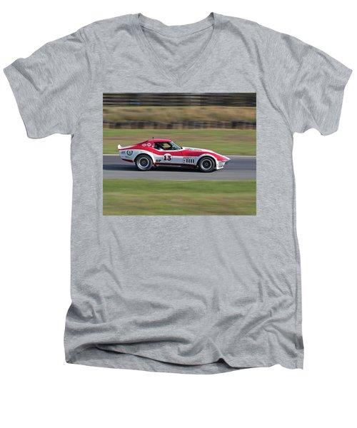 69 Vette Men's V-Neck T-Shirt