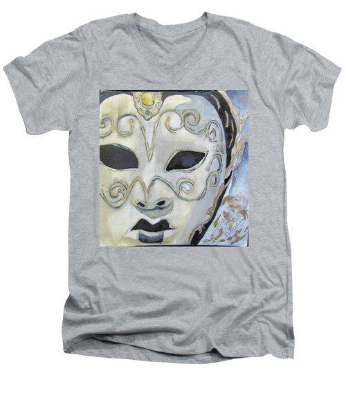 #7 Gaia Men's V-Neck T-Shirt