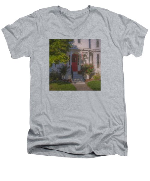 7 Williams Street Men's V-Neck T-Shirt