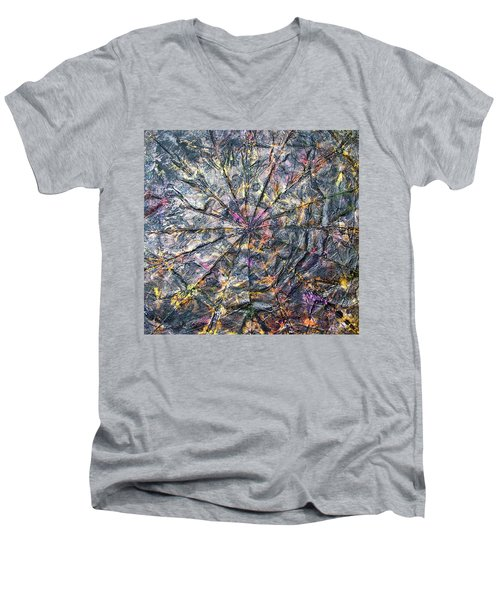 70-offspring While I Was On The Path To Perfection 70 Men's V-Neck T-Shirt