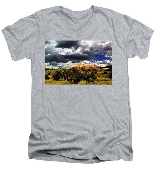 Capitol Reef National Park Men's V-Neck T-Shirt