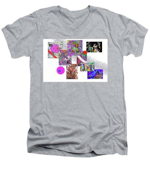 8-17-2057n Men's V-Neck T-Shirt