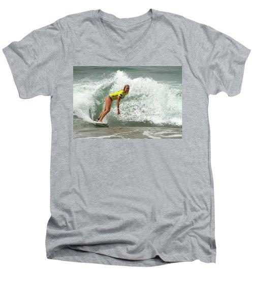 Bethany Hamilton Men's V-Neck T-Shirt