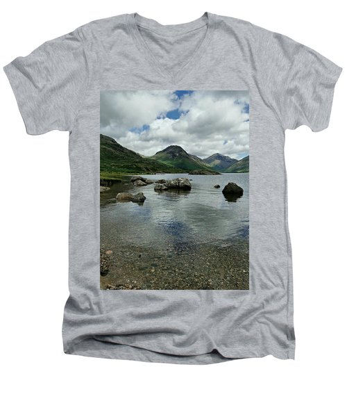 Wastwater Men's V-Neck T-Shirt