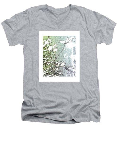 #88 Men's V-Neck T-Shirt