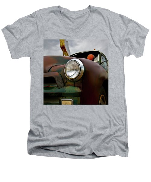 Car 66 Men's V-Neck T-Shirt