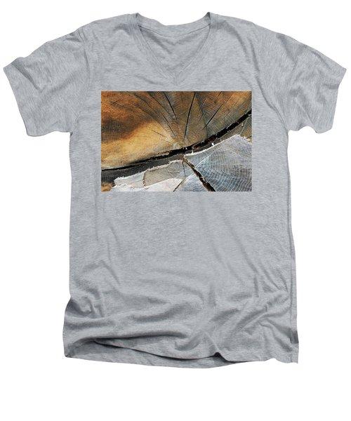 A Dead Tree Men's V-Neck T-Shirt