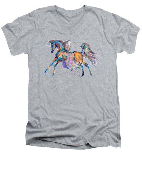 A Gift For Zeina Men's V-Neck T-Shirt