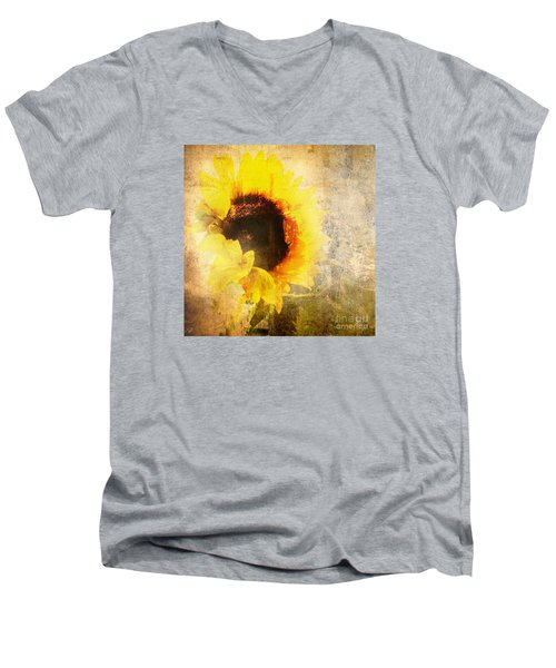 A Memory Of Summer Men's V-Neck T-Shirt