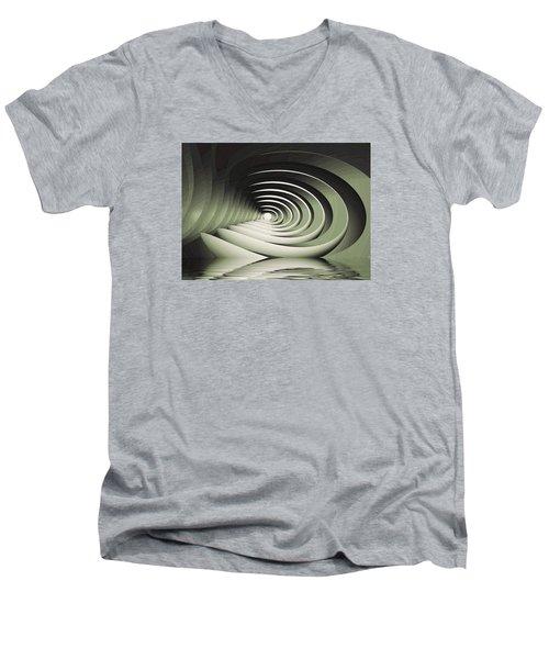 A Memory Seed Men's V-Neck T-Shirt