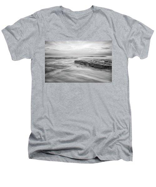 A Morning's Gift Men's V-Neck T-Shirt