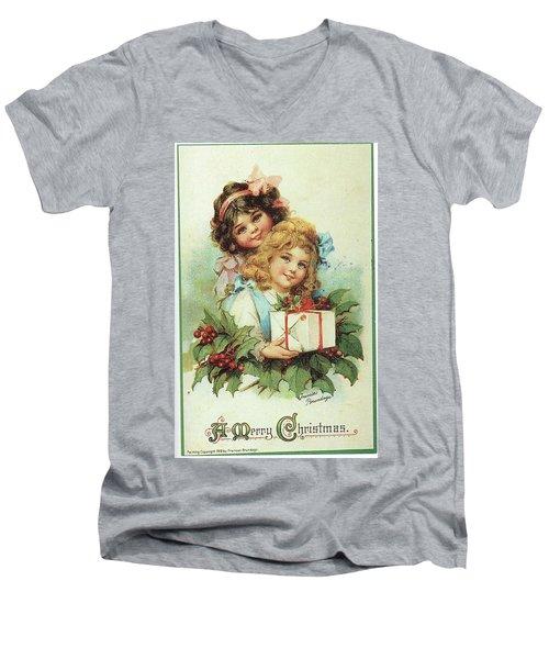 A Present For You Men's V-Neck T-Shirt