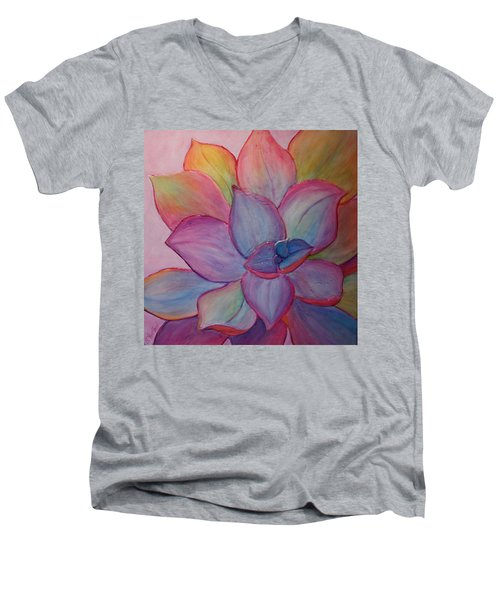 A Reason For Being Men's V-Neck T-Shirt