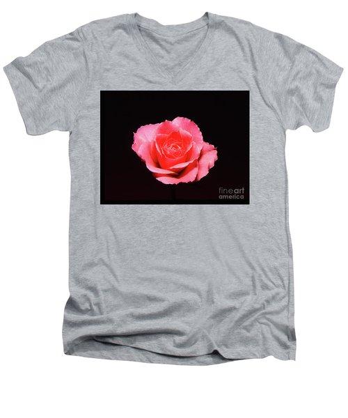 A Rose Is A Rose Is A Rose Men's V-Neck T-Shirt