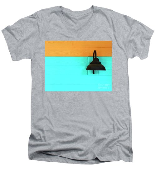 A Solitary Light Men's V-Neck T-Shirt