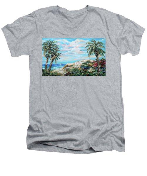 A Splendid Day Men's V-Neck T-Shirt