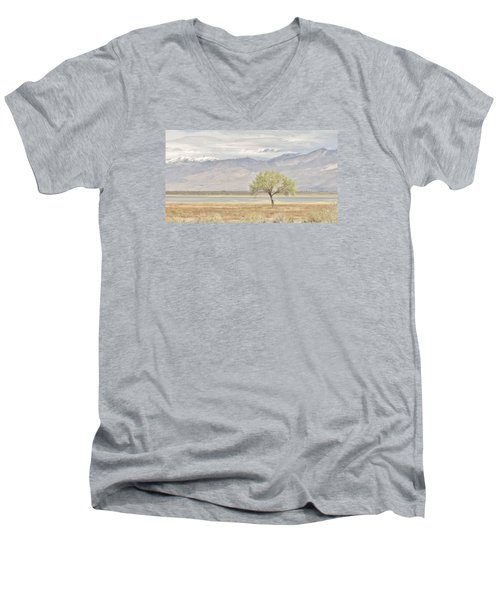 A Sweet Scene Men's V-Neck T-Shirt