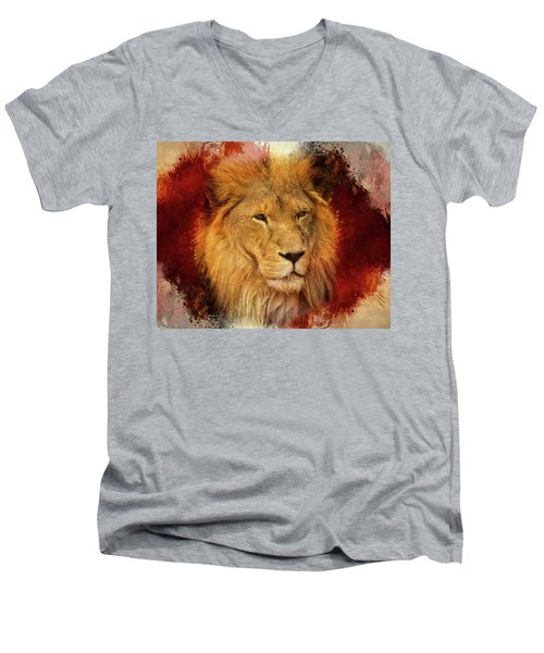 A Tribute To Asante Men's V-Neck T-Shirt