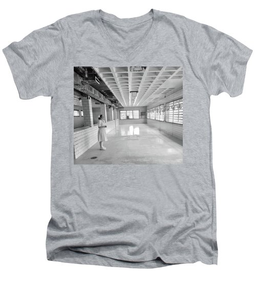 A View From Insanity Men's V-Neck T-Shirt