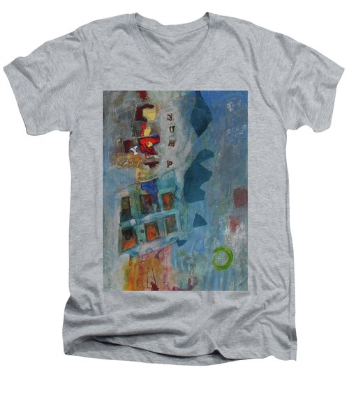 A Way Out Men's V-Neck T-Shirt