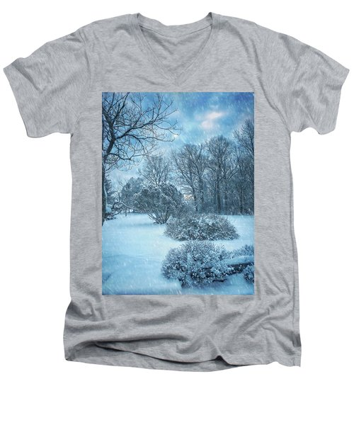 A Winters Tale Men's V-Neck T-Shirt