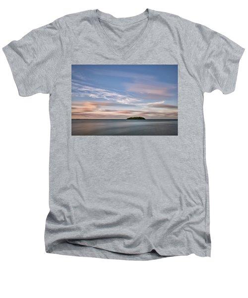 Abandoned Key Men's V-Neck T-Shirt by Jon Glaser