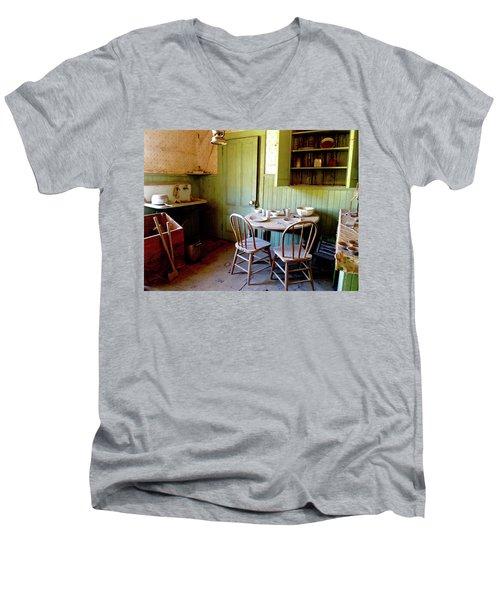 Abandoned Kitchen Men's V-Neck T-Shirt