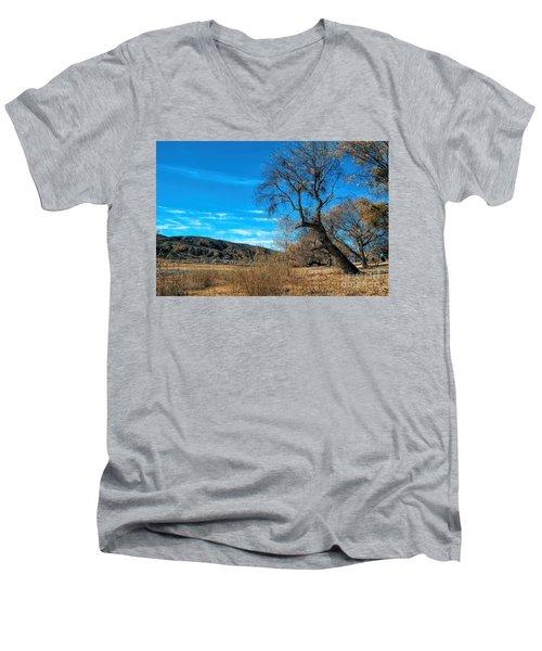 Forgotten Park Men's V-Neck T-Shirt