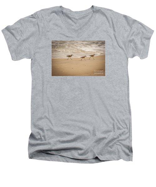 Outer Banks Obx Men's V-Neck T-Shirt