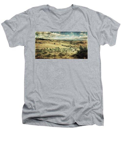 Abruzzo Men's V-Neck T-Shirt
