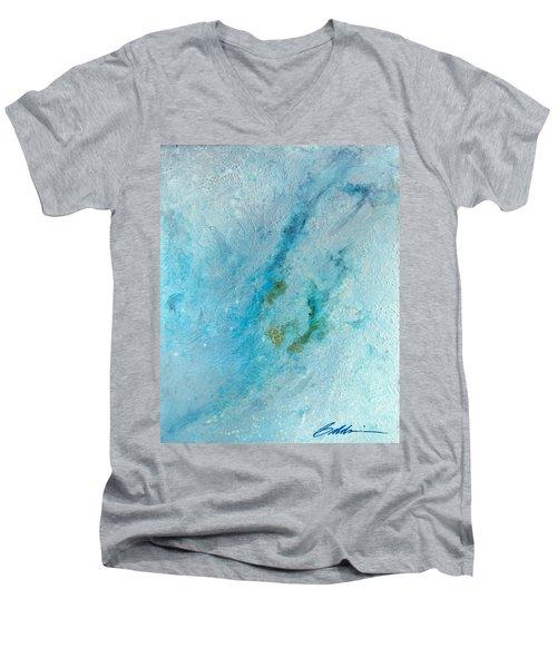 Abstract 200907 Men's V-Neck T-Shirt