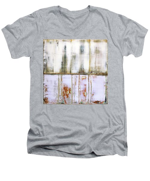Art Print Abstract 79 Men's V-Neck T-Shirt